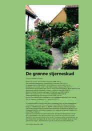 De grønne stjerneskud - Grønt Miljø