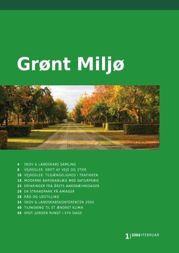 1 - Grønt Miljø