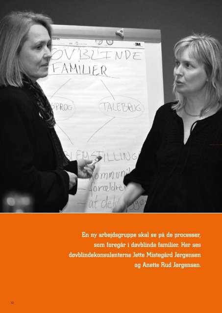 Download artiklen om døvblinde familier her (pdf) - Center for døve
