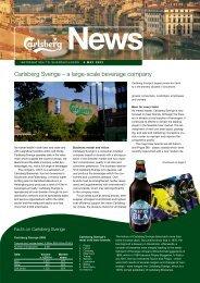 8 May 2003 Carlsberg News UK.pdf - Carlsberg Group