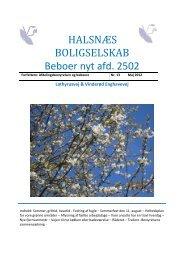 03 Beboer Nyt nr 13 maj 2012 - Domea