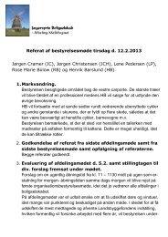 130212 Referat af bestyrelsesmøde - Domea