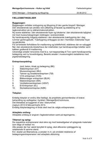 KINO Mariager - Fælles beskrivelse.pdf - Hosted Disk/FTP