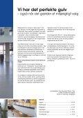 Læs mere i weber.floor brochuren her - Page 3