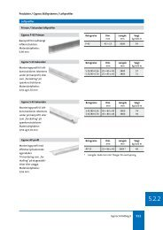 Gyproc P 45 Primær Produkter / Gyproc Stålsystemer / Loftprofiler