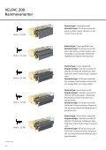 VELFAC 200 Moderne vinduer - ProductInformation.dk - Page 2