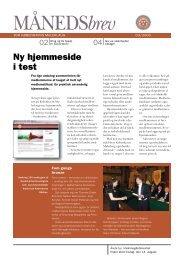 Ny hjemmeside i test - Københavns malerlaug