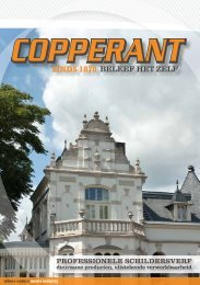 Download Copperant brochure - Farball-Holland BV