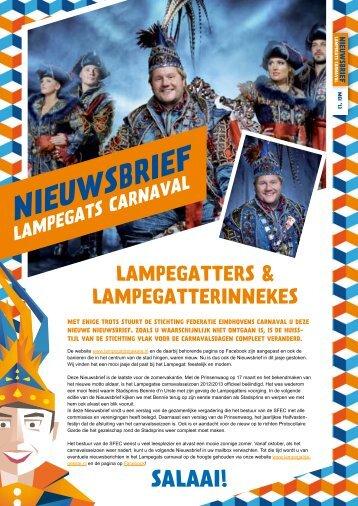 Nieuwsbrief - Federatie Eindhovens Carnaval