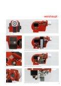 Weishaupt oliebrænder type Monarch Størrelse 1 og 3 - Page 3