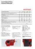 Weishaupt oliebrænder type Monarch Størrelse 1 og 3 - Page 4