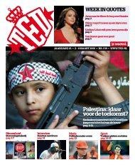 Palestina: klaar voor de toekomst? - Susan Arnst