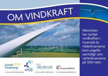 Läs mer om vindkraft - JP Vind