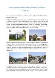 Rommelmarkt & BBQ + open speeltuin dag - Welkom op de website ...