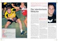 Der talentierteste Mitläufer - Handballworld