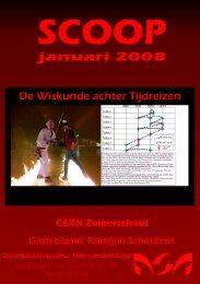 Scoop januari 2008 - Studievereniging NSA