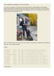 Evert Diepeveen (Keldonk, NL): Pure klasse