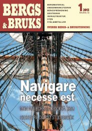 SBB 1/2013 - bergsbruks.se