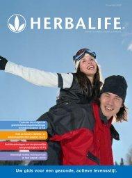 Uw gids voor een gezonde, actieve levensstijl. - myherbalife.com