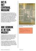 Kijkwijzer Dit is het Centraal Museum! - Centraal Museum Utrecht - Page 2
