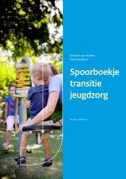 Spoorboekje transitie jeugdzorg - Wmo adviesraad Westerveld