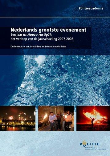 Nederlands grootste evenement - Politieacademie