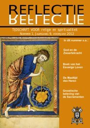 Reflectie 9(1)vj2012.vp - Vrij-Katholieke Kerk