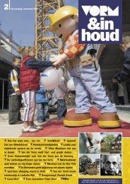 Vorm&Inhoud sep2006.indd - VORM Bouw