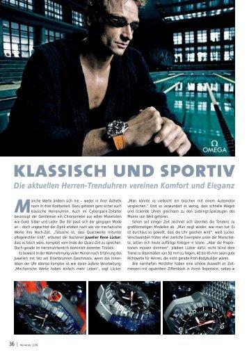 klassisch und sportiv - Bad Aachen