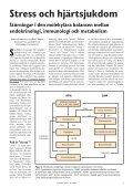 Stress och hjärtsjukdom - Institutet för biomedicinsk ... - Page 2