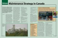 Maintenance Strategy in Canada - Solids Processing