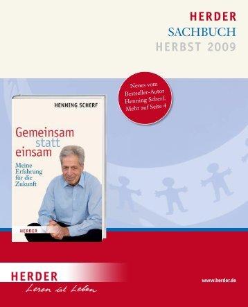 Startauflage - Verlag Herder