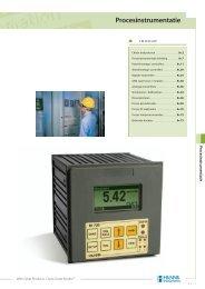 Proces elektrodes - Hanna Instruments