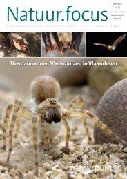 Themanummer: Vleermuizen in Vlaanderen - Natuurpunt