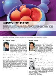 Support from Science - GIT Verlag