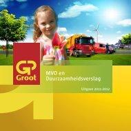 download mvo en duurzaamheidsverslag - HB Adviesbureau