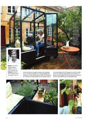 Alt for damerne - Urban green house