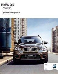 BMW X5 - ElectronicsAndBooks