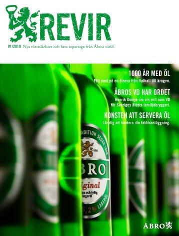 PDF-dokument - Åbro Bryggeri
