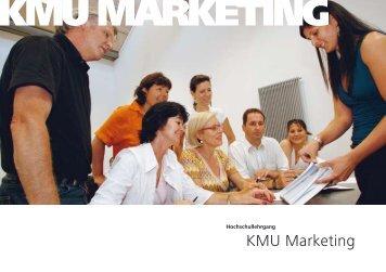 Studienführer KMU Marketing