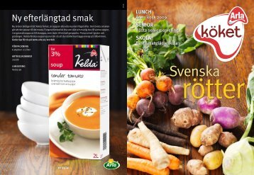 Ladda ner - Arla Foodservice