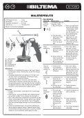 FÄRGSPRUTA - Biltema - Page 4