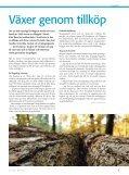 Växa genom tillköp Kampen mot granbarkborren ... - Mellanskog - Page 7