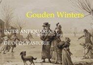 Gouden Winters oktober 2012 - Inter-antiquariaat Mefferdt & De Jonge