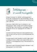 det har vist seg at det lønner seg å snakke sammen - Selvhjelp Norge - Page 3