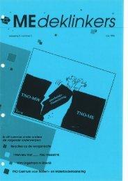 MEPtalk 1995-3 - eTNOs
