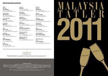 50470 Kuala Lumpur, Malaysia. Tel: + 603 2780 ... - Edipresse Asia