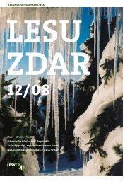12 / 2008 - Lesy ČR
