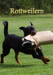 Tidningen Rottweilern nr 4 2009 - Svenska Rottweilerklubben / AfR