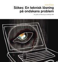Sökes: En teknisk lösning på ondskans problem